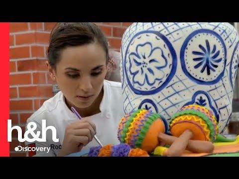 La guerra de pasteles típicos  El Desafío de Buddy Latinoamérica l Discovery Channel
