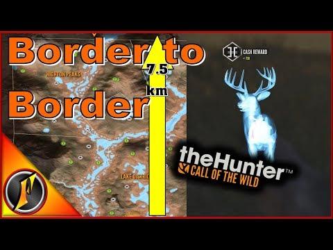 Layton Lake from Border to Border | theHunter: Call of the Wild 2018