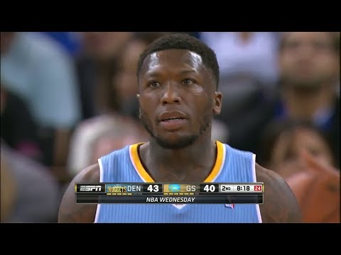 2014.01.15 - Nate Robinson Full Highlights at Warriors - 24 Pts, Puts on a Show!