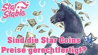 Sind die Star Coins Preise gerechtfertigt?