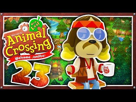 MEHR CAMPINGPLATZ! 🐶 #23 [Staffel 5] • Let's Play Animal Crossing New Leaf