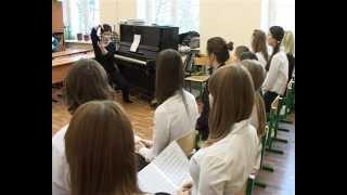 Видео №7. Черемушки, школа-интернат №61. 2012 год.avi(Авторская программа