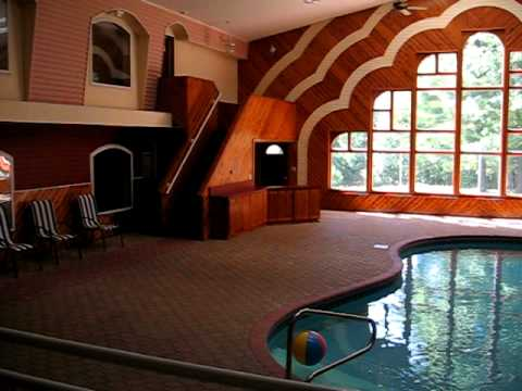 Narrowsburg Estate Indoor Pool