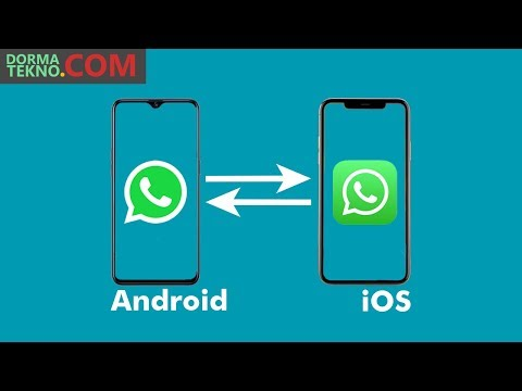 Learn How to Transfer WhatsApp from Android to iPhone using Dr.Fone Whatsapp Backup and Transfer..