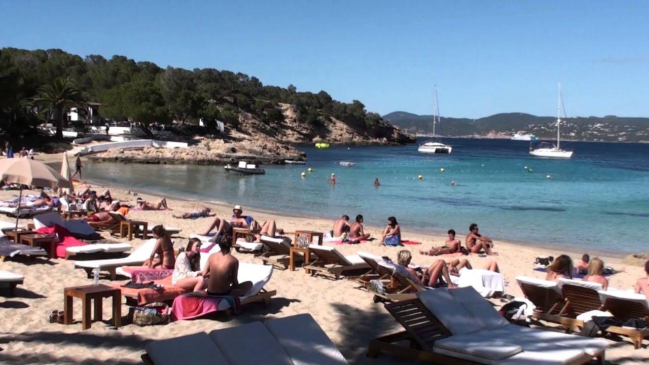 Cala Bassa Beach Club Ibiza Mai 2013
