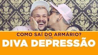 Como saí do armário? Com Diva Depressão - EP01 da 2ª temporada #OrgulhoDeSer