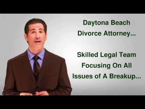 Daytona Beach Divorce Attorney - Family Law & Divorce Lawyer in Daytona Beach Florida