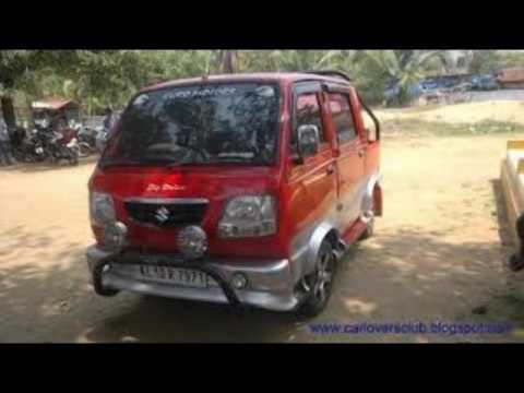 Maruti Suzuki Omni Bsiii Turbocharged 3 In Line Red Bu Doovi