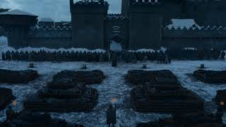 Game of Thrones s08e04 - Funeral Music