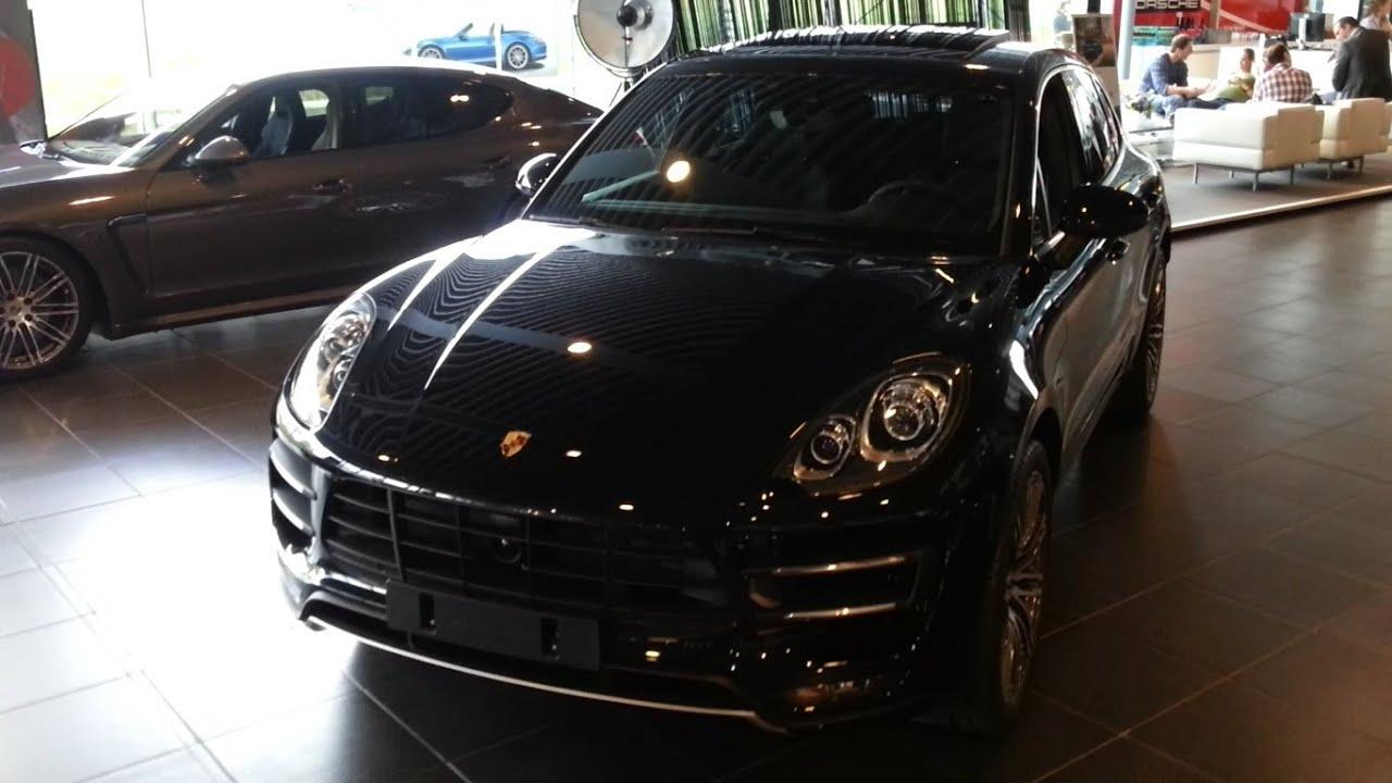 Porsche Macan Turbo 2015 In Depth Review Interior Exterior Youtube