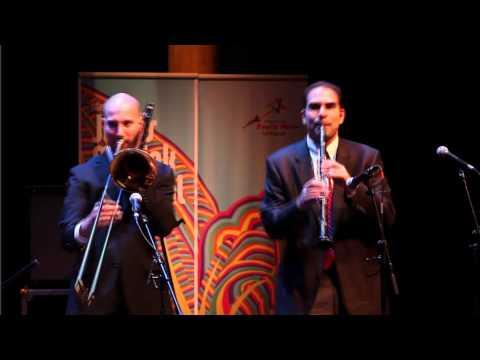 Ezekiel's Wheels Klezmer Band Live at the International Jewish Music Festival!