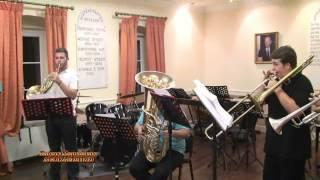 Συναυλία του Feax Brass Quintet, από τη συναυλία των Συνόλων της Φι...