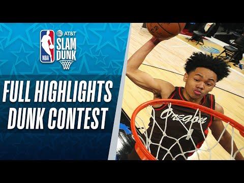 #ATTSlamDunk Contest Full Highlights | 2021 #NBAAllStar