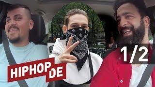 """Juri & Sun Diego: JuliensBlog, BBM, """"Bratans aus Favelas"""", SpongeBozz & Fußball (Interview) #waslos"""