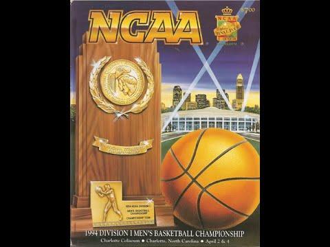 1994 NCAA Basketball National Championship   Duke vs Arkansas