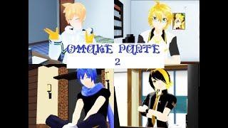 |MMD| Cosas de chicas Omake 2n temporada Parte 2