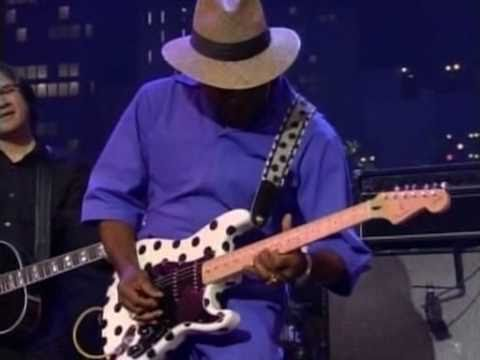 BUDDY GUY & JOHN MAYER - Come Back To Bed