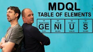 MDQL:元素周期表