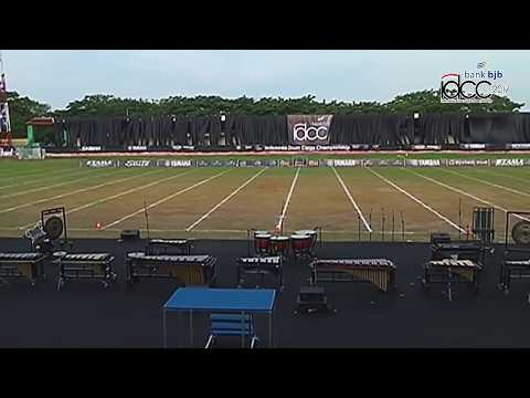 """IDCC """" Indonesia Drums Corps Championship 2017 """""""