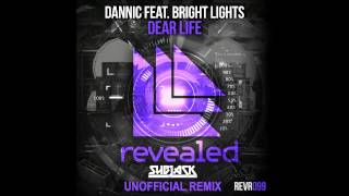 Dannic feat. Bright Lights - Dear Life (Subjack Unofficial Remix) [FREE DOWNLOAD] [PH]