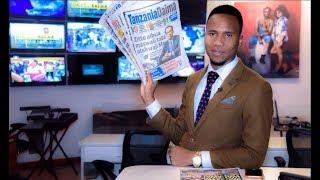 MAGAZETI LIVE: Zitto aibua hoja nane kutekwa kwa MO DEWJI, Msiba wa Taifa
