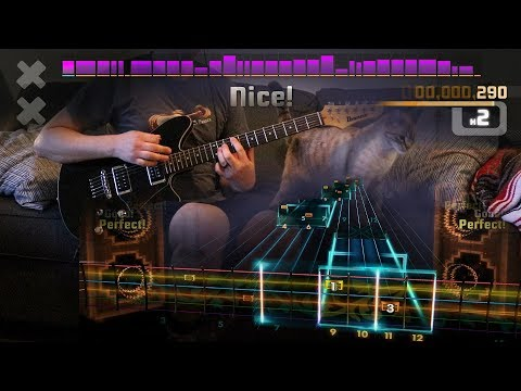 "#Rocksmith Remastered - Guitar - Bush ""Machinehead"""