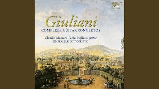 Concerto for Guitar and Orchestra No. 1 in A Major, Op. 30: III. Polonaise. Allegretto