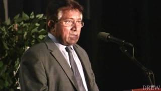 Pervez Musharraf Talks Pakistan and Bin Laden