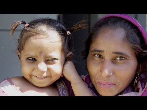 The Faces of Indian Women