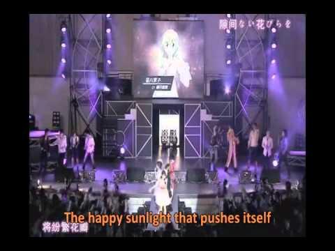 Katekyo hitman reborn openings 2,3,4,8 live eng