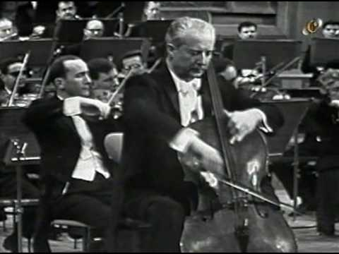 Schumann cello concerto part1 - P. Fournier