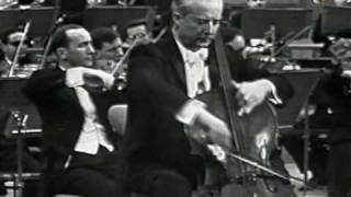 Schumann cello concerto part1 - P. Fournier
