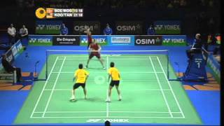 F - MD - Mathias Boe/Carsten Mogensen vs Koo Kien Keat/Tan Boon Heong - 2011 All England Open