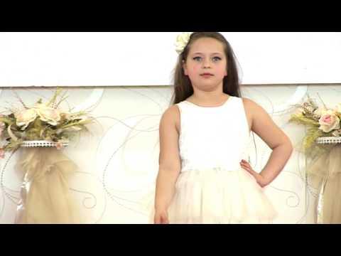 Erisa Limkoska - Model Kids në TVR  2017( Edicioni 2)