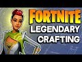 Fortnite Legendary Weapons - Fortnite Save the World PVE Guide 2018