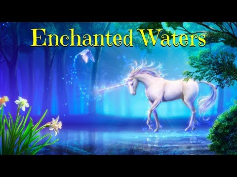 Bedtime Meditation Music for Kids | ENCHANTED WATERS | Sleep Music for Children