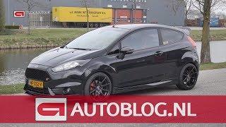 Mijn Auto: Ford Fiesta ST van Matthijs