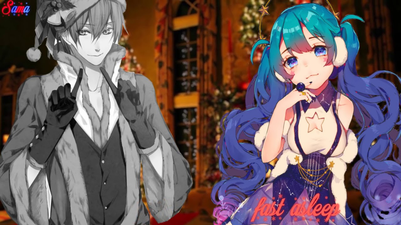 Nightcore I Saw Mommy Kissing Santa Claus 1 Hour Version
