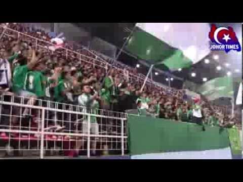 Melaka Ultras Taming Sari (JDT vs Melaka United) 4 Jan 2014