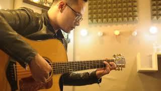 [C.N.T.Anh] Em gái mưa - Hương Tràm acoustic fingerstyle