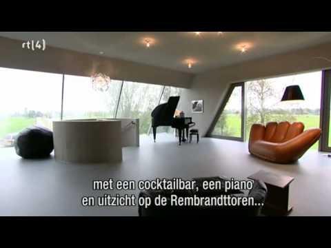 Woonhuis Don Murphy als droomhuis in TV Makelaar