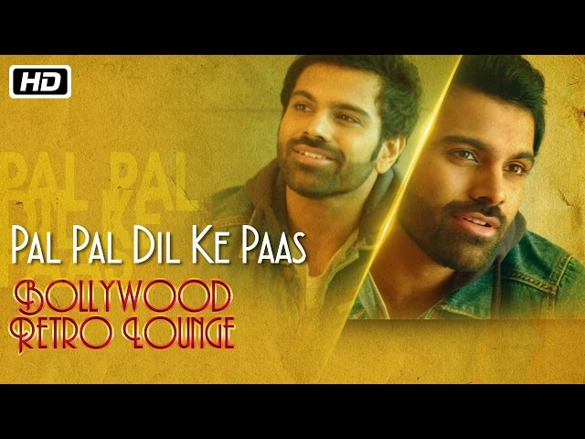 Pal Pal Dil Ke Paas | Bollywood Retro Lounge | Sreerama Chandra