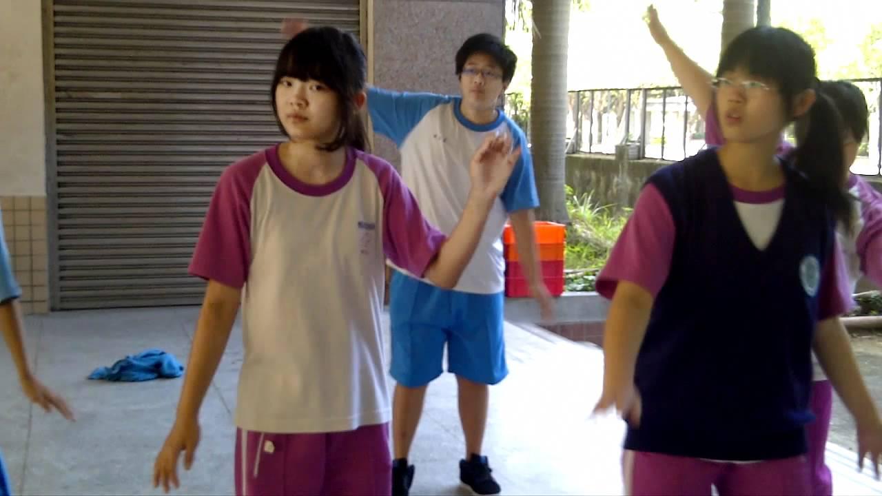 VID-20111028-永平國中熱舞 - YouTube