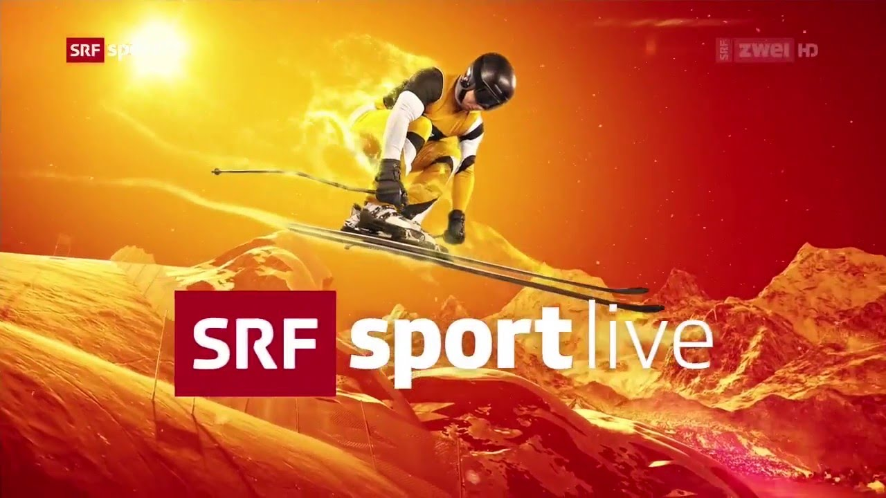 Srf Zwei Sport Live Intro 2015 Hd Youtube