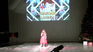 TOP TALENT SHOW 2019-  ENASOAIE LAVINIA  POP ROMANESC
