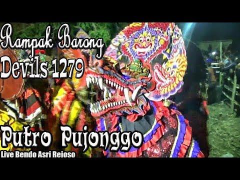DEVIL'S CREW--Rampokan Singo Barong Unik & Apik Live Bendo Asri Rejoso--Solah Mantab