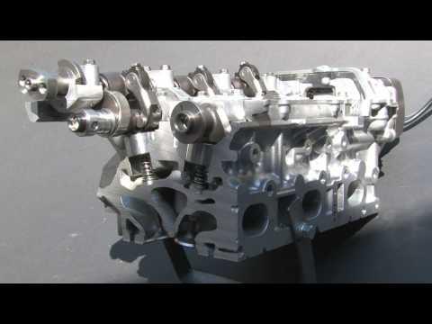 Фото к видео: Nissan 370Z/Infiniti G37 VQ37VHR VVEL System