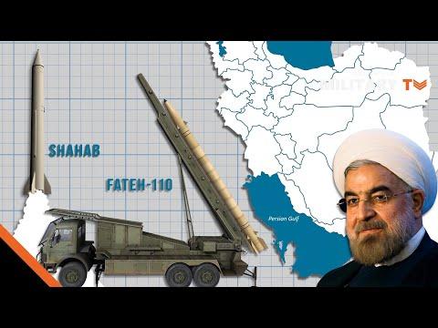 Iran's Anti Ship Missile Threat to Gulf Shipping
