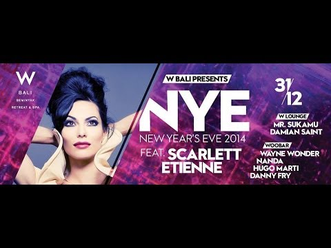 [NYE] New Year's Eve Party at W Hotel Bali December 31st