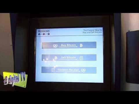 BITCOIN ATM TRANSACTION